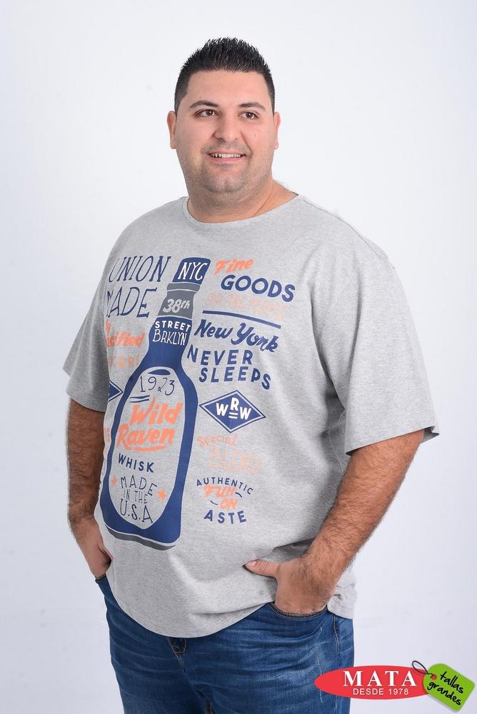 Camiseta hombre 20136