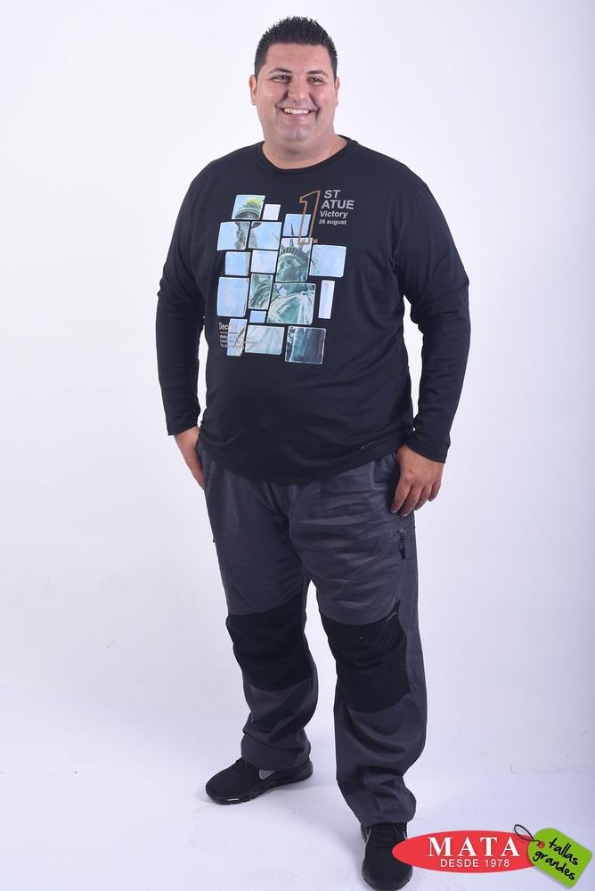 Camiseta hombre 21774