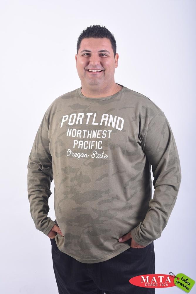 Camiseta hombre 21775