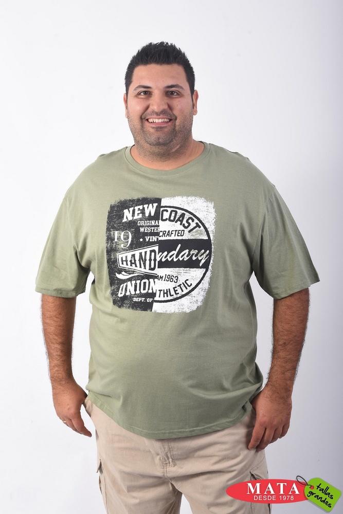 Camiseta hombre 22459