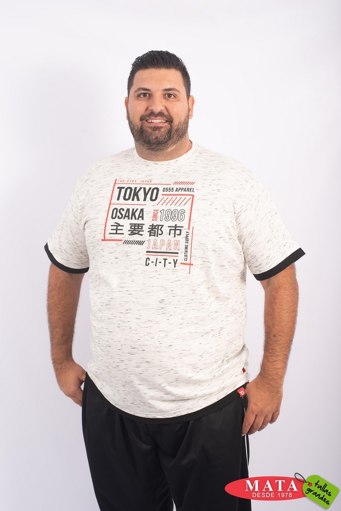 Camiseta hombre 22981