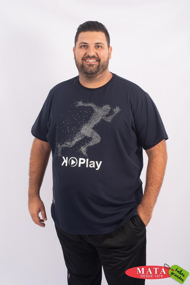 Camiseta hombre 23006