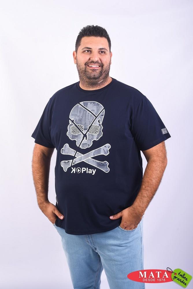 Camiseta hombre 23007