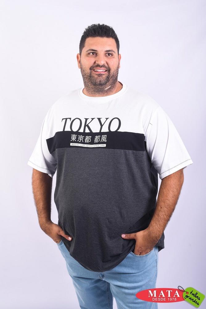 Camiseta hombre 23108