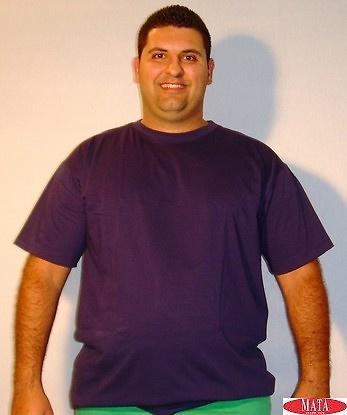Camiseta marino 01144
