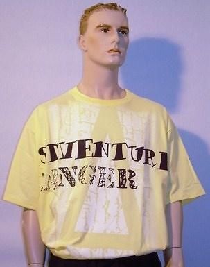 Camiseta amarillo 10335