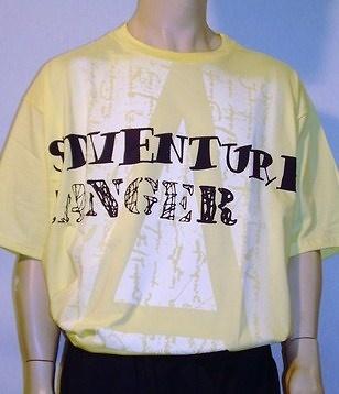 Camiseta amarillo tallas grandes 10335