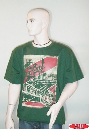 Camiseta hombre diversos colores 16625