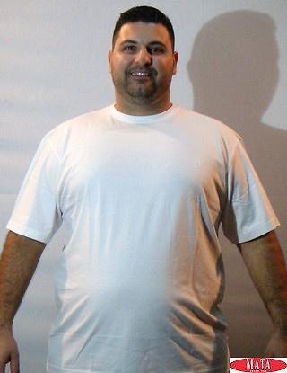 Camiseta hombre blanco 16841