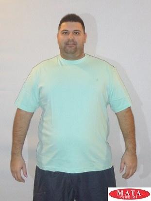 Camiseta verde 16841