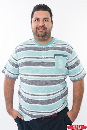 Camiseta verde 20134