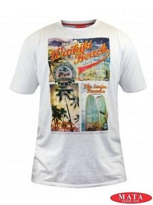 Camiseta gris 18758
