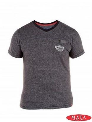Camiseta negro 18764
