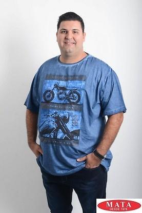Camiseta hombre tallas grandes 19676