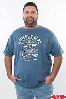 Camiseta hombre tallas grandes 19944