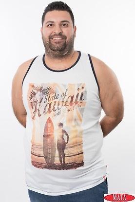 Camiseta hombre tallas grandes 19949