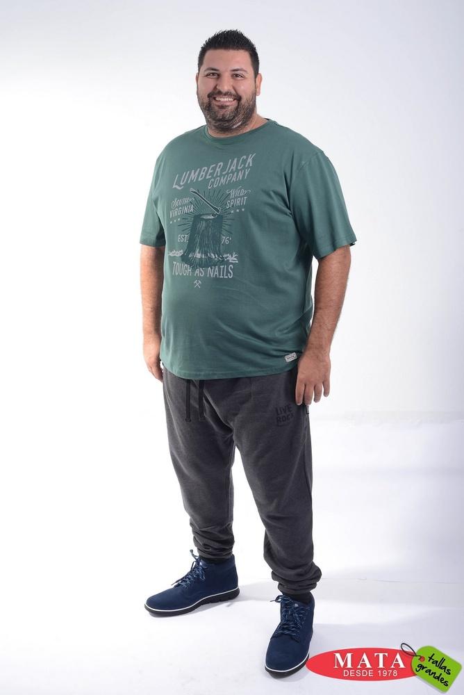 Camiseta Hombre Tallas Grandes 20587 Ropa Hombre Tallas Grandes Camisetas Ropa Hombre Tallas Grandes Ofertas Ropa De Hombre Modas Mata Tallas Grandes