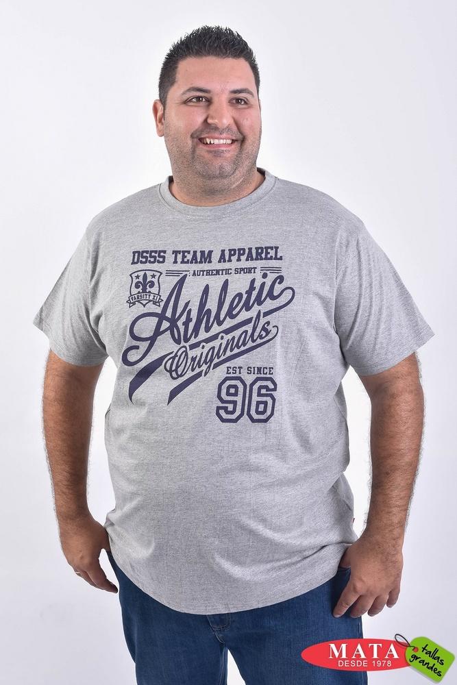 Camiseta hombre tallas grandes 21642
