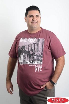 Camiseta hombres tallas grandes 19677
