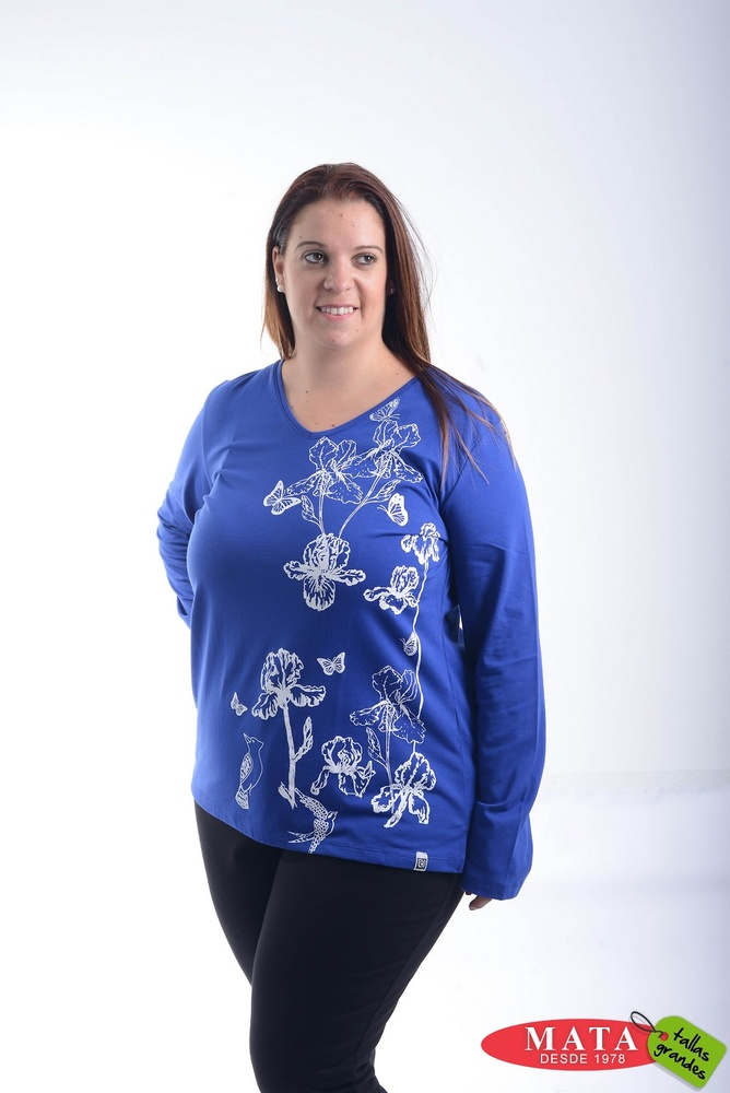 Camiseta mujer 20728
