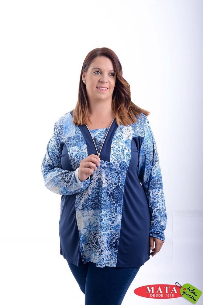 Camiseta mujer 20783