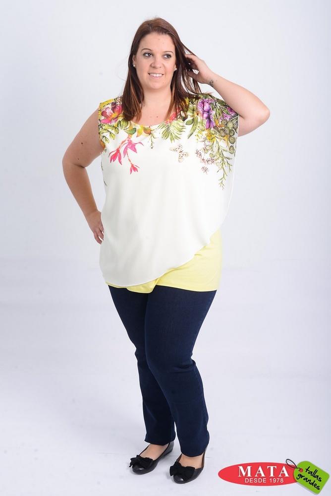 Camiseta mujer 20954