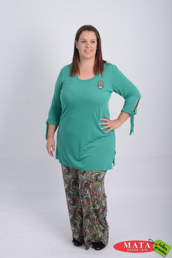 Camiseta mujer 21094