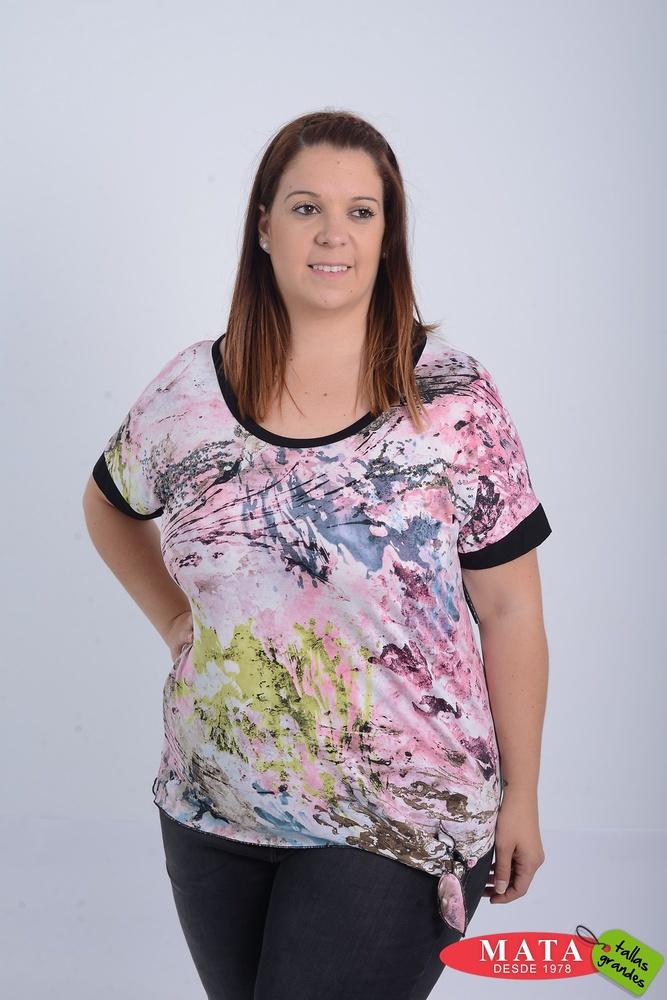Camiseta mujer 21097