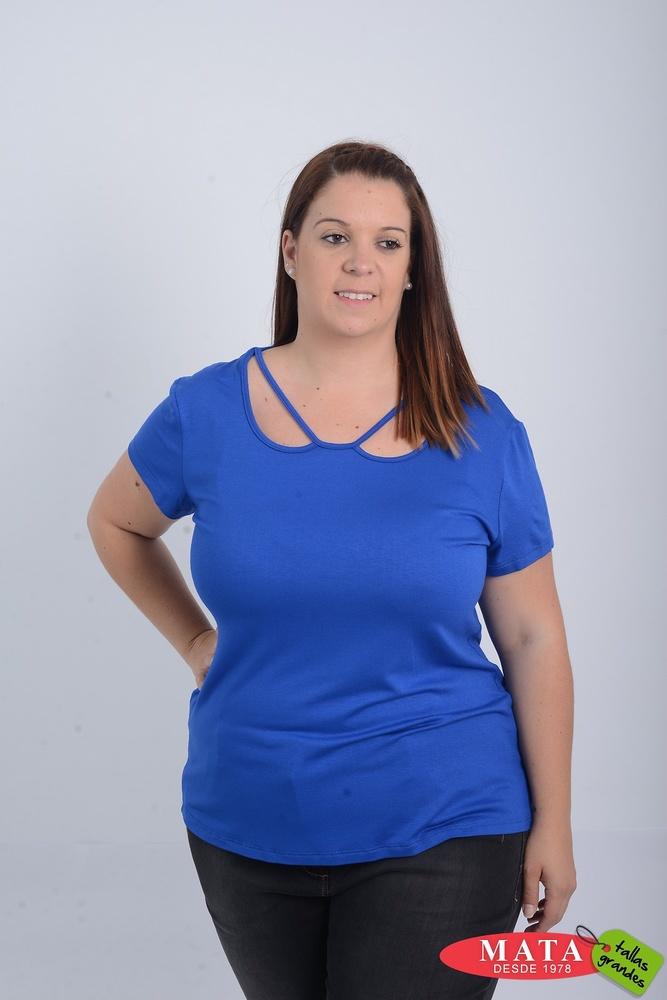 Camiseta mujer 21137