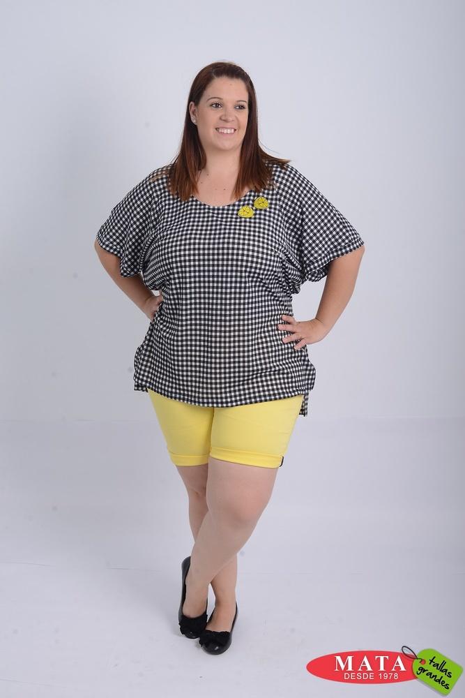 Camiseta mujer 21144