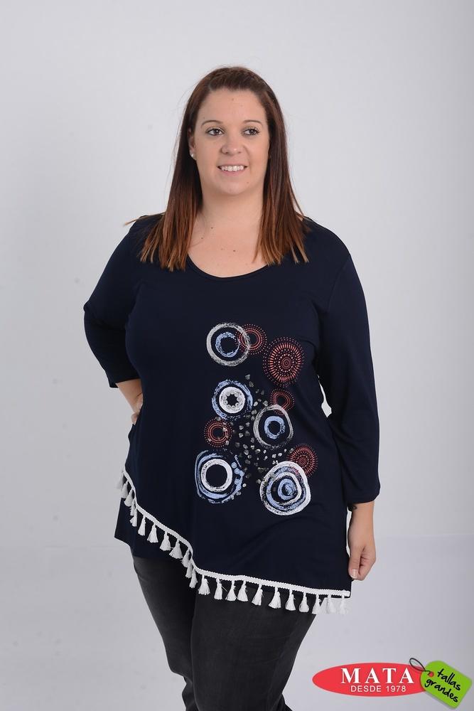 Camiseta mujer 21147