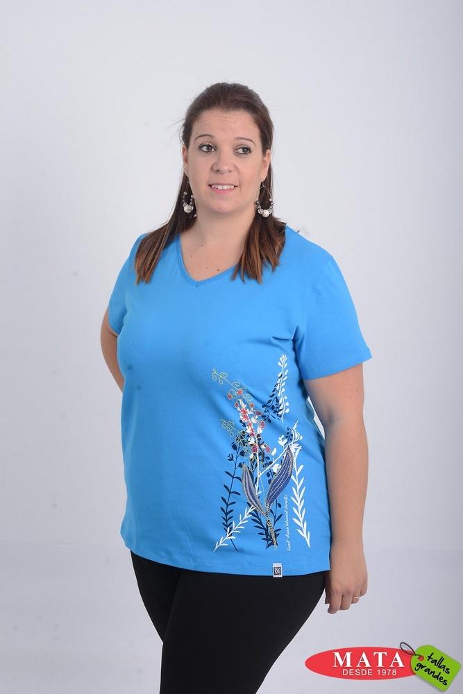 Camiseta mujer 21192