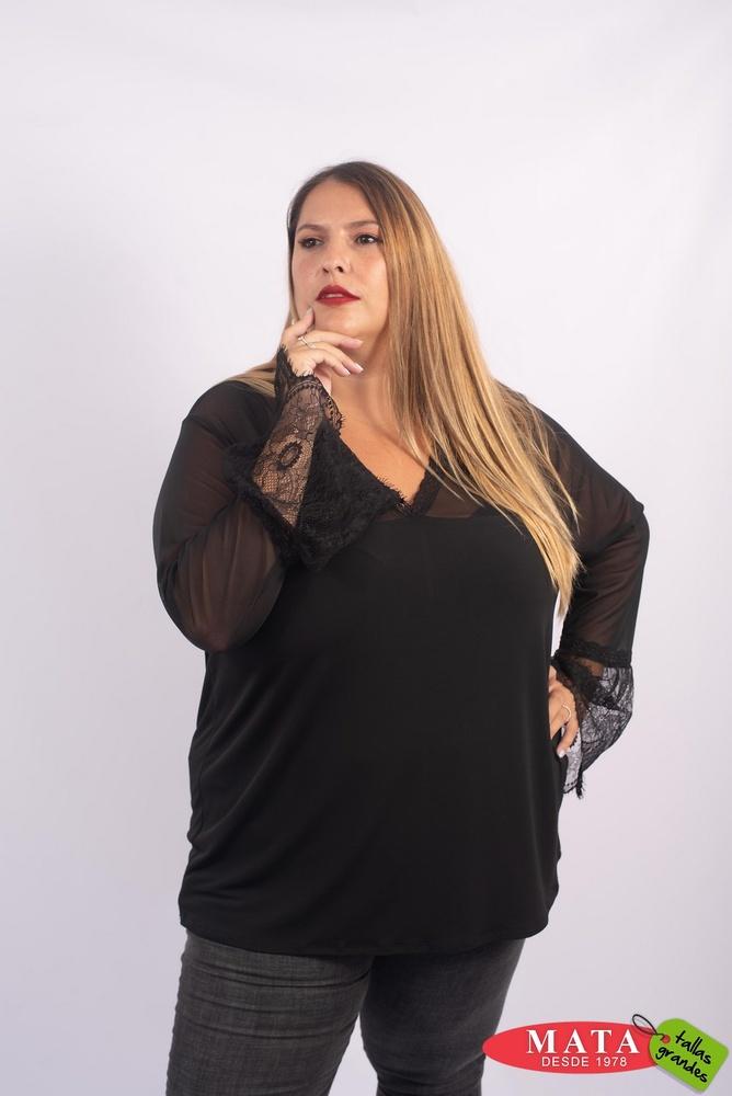 Camiseta mujer 21861