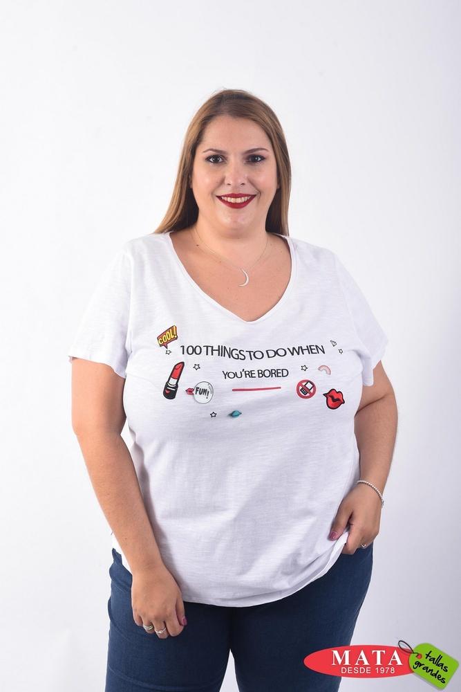 Camiseta mujer 22305