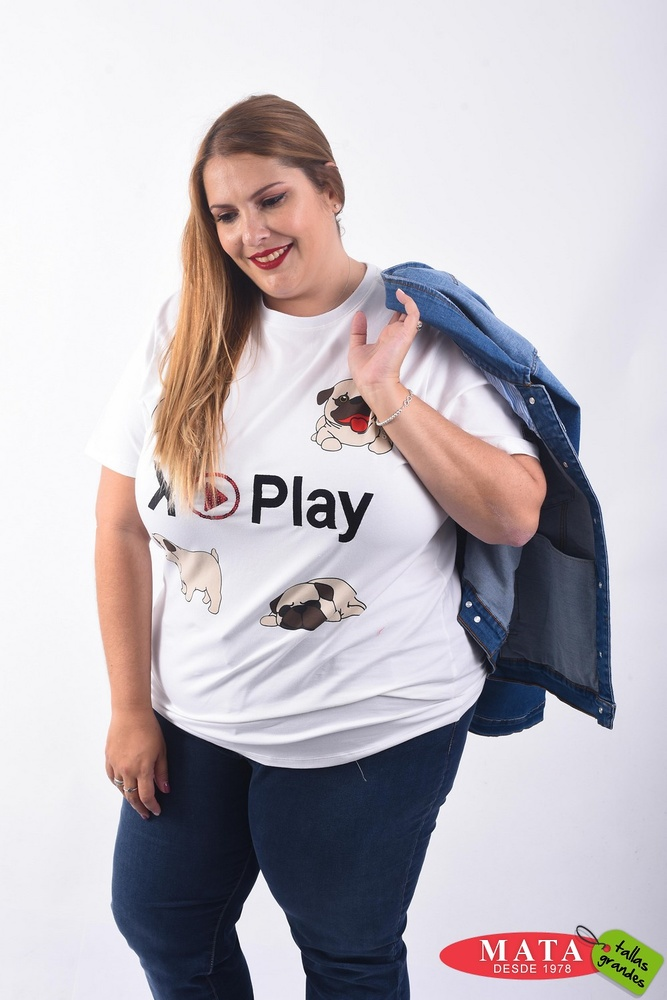 Camiseta mujer 22320