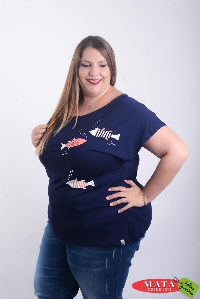 Camiseta mujer 22542