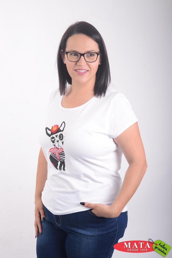 Camiseta mujer 22550