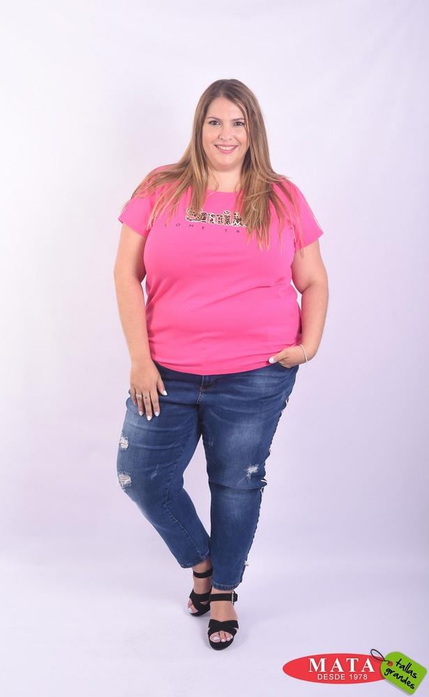 Camiseta mujer 22809