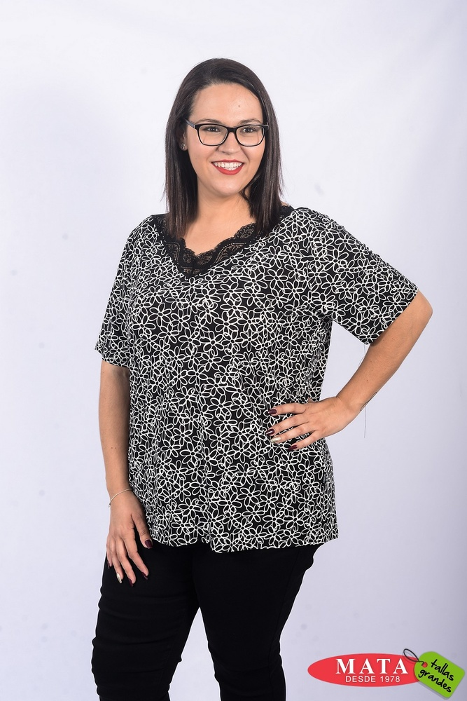 Camiseta mujer 22826