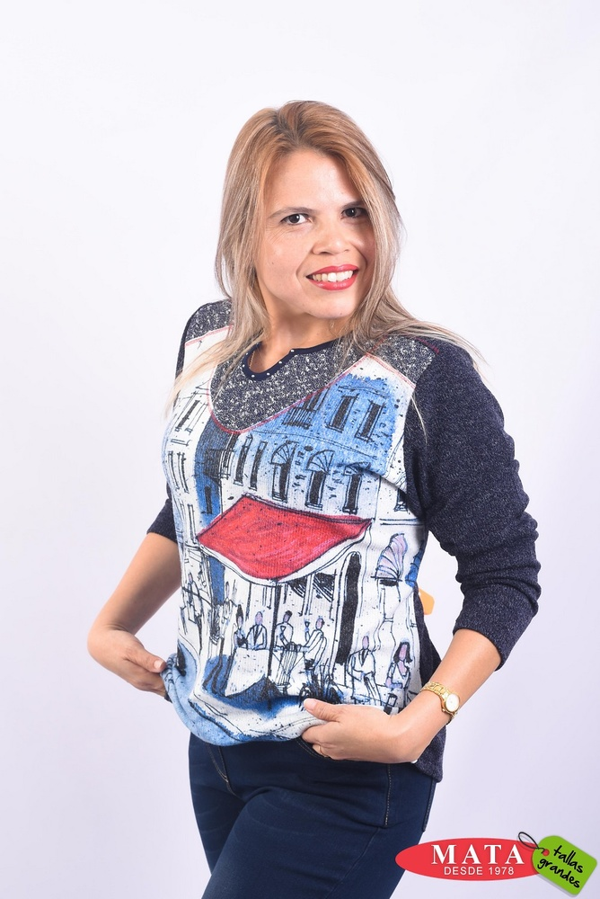 Camiseta mujer 23157