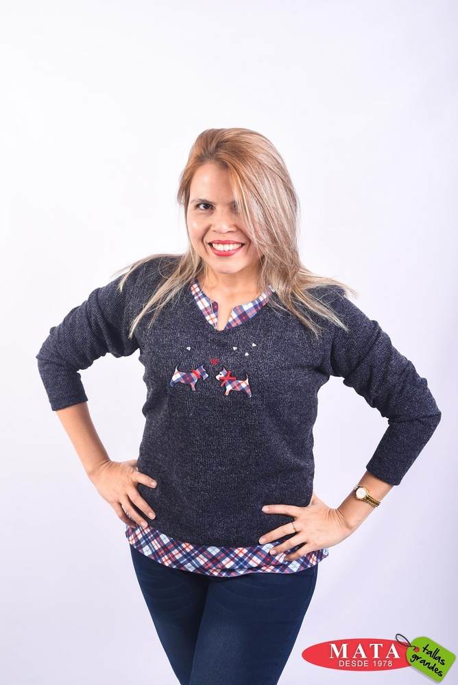 Camiseta mujer 23158