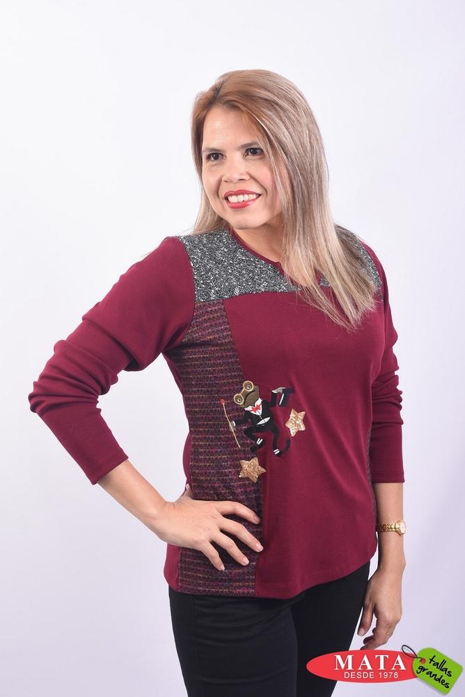 Camiseta mujer 23164