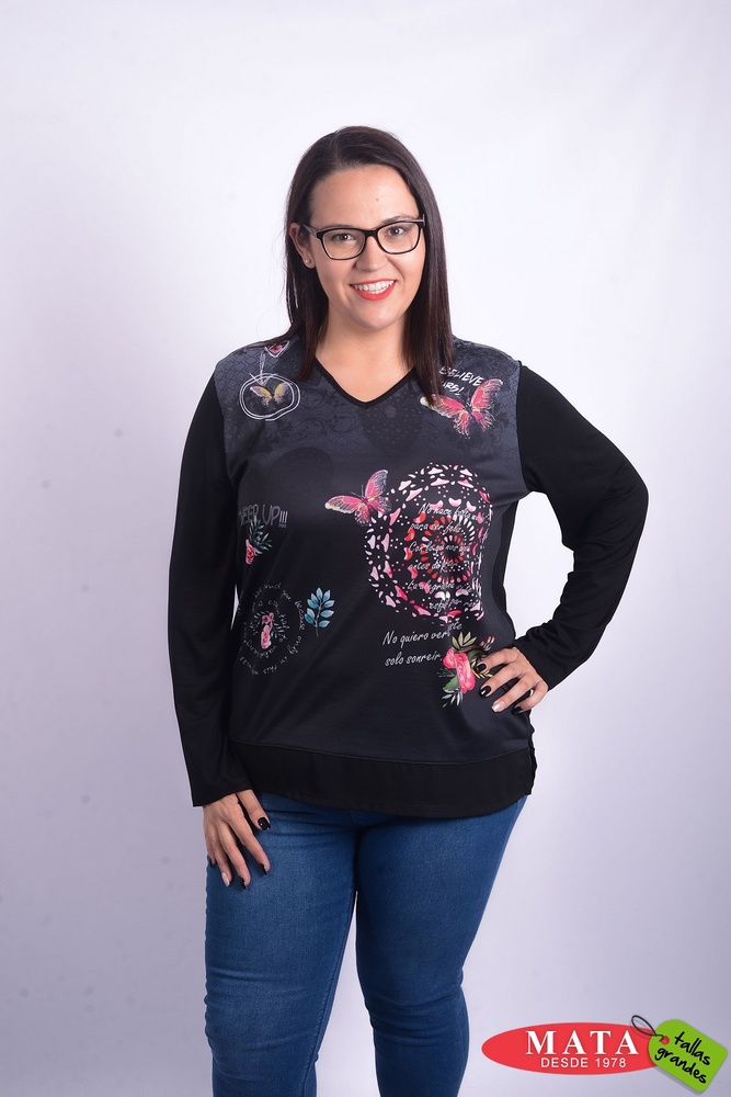 Camiseta mujer 23335