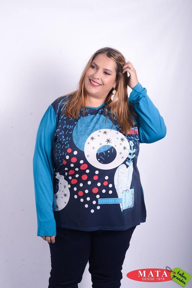 Camiseta mujer 23337