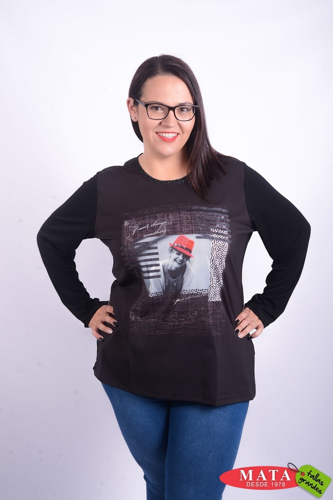 Camiseta mujer 23339