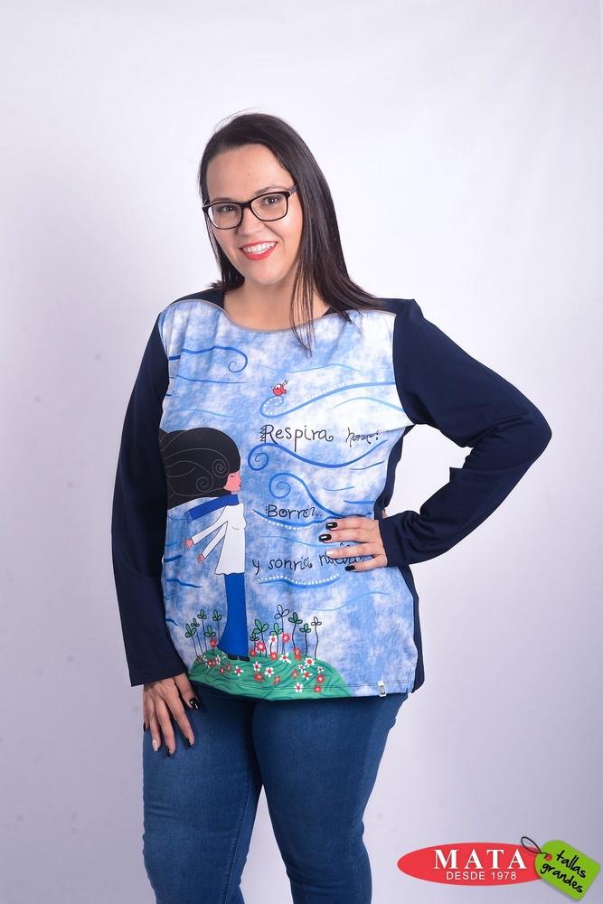 Camiseta mujer 23340