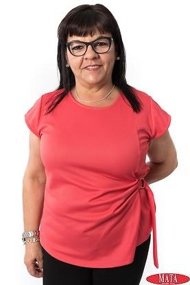 Camiseta mujer diversos colores 20291