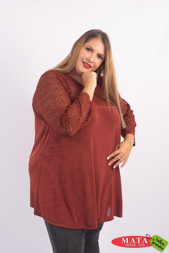 Camiseta mujer diversos colores 20624