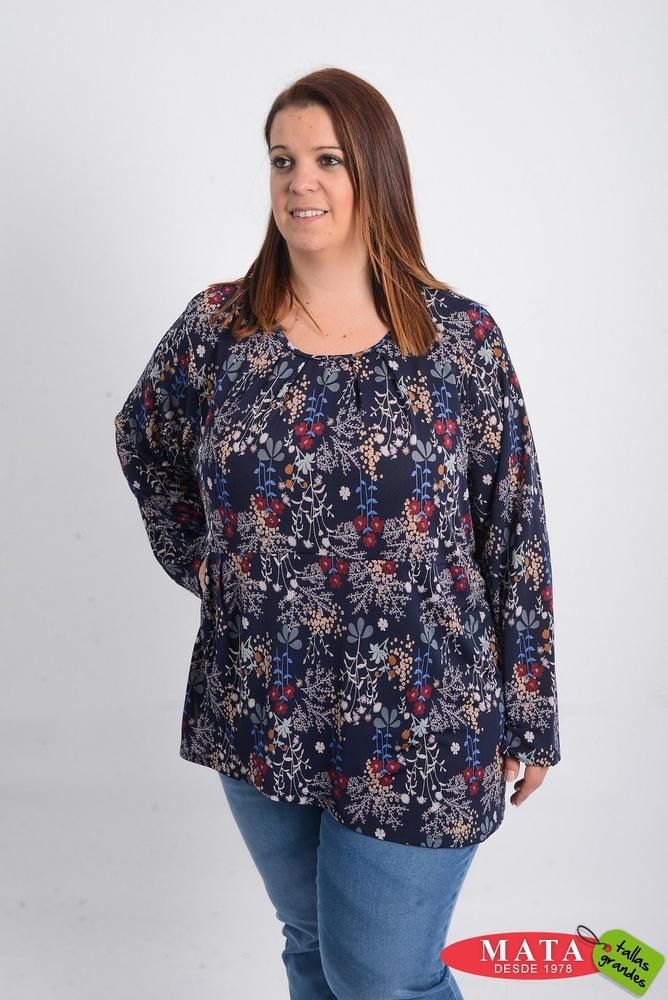 Camiseta mujer diversos colores 20883