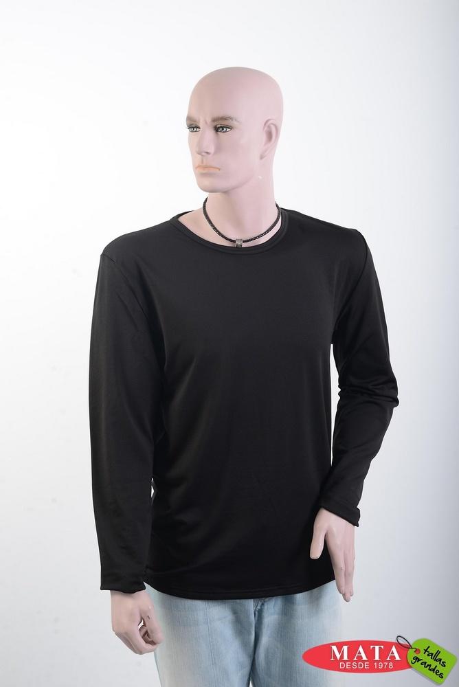 Camiseta térmica hombre diversos colores 16134